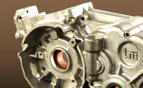 Engine crankcases